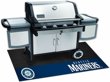 Seattle Mariners Grill Mat