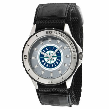 Seattle Mariners Mens Veteran Watch