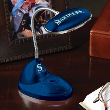 Seattle Mariners Mini LED Desk Lamp