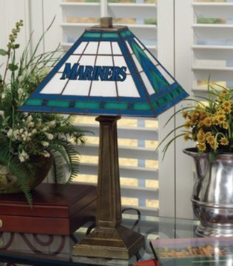 Seattle Mariners Mission Lamp