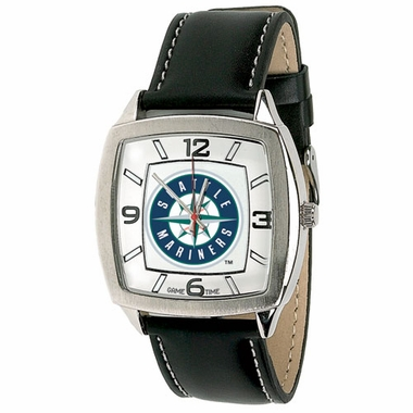Seattle Mariners Retro Mens Watch