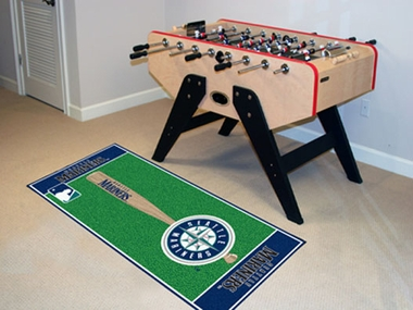 Seattle Mariners Runner Rug