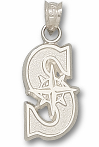 Seattle Mariners Sterling Silver Pendant