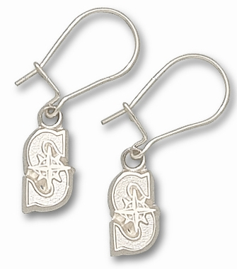Seattle Mariners Sterling Silver Post or Dangle Earrings