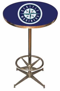 Seattle Mariners Team Pub Table