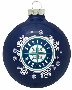 Seattle Mariners Traditional Ornament