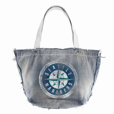 Seattle Mariners Vintage Tote (Denim)
