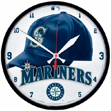 Seattle Mariners Wall Clock