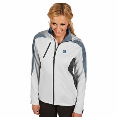 Seattle Mariners Womens Discover Jacket (Color: White)