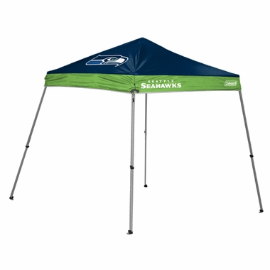 Seattle Seahawks 10 x 10 Slant Leg Shelter