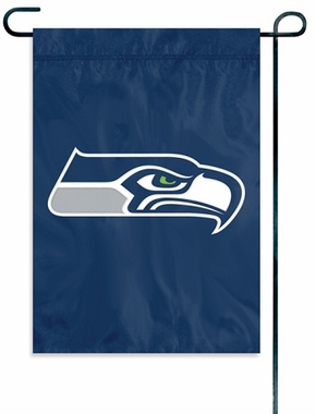 Seattle Seahawks 11x15 Garden Flag