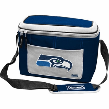 Seattle Seahawks 12 Can Soft Side Cooler