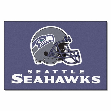 Seattle Seahawks 20 x 30 Rug
