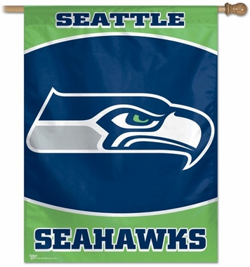 "Seattle Seahawks 27""x37"" Banner"