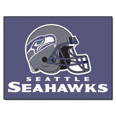 Seattle Seahawks 34 x 45 Rug