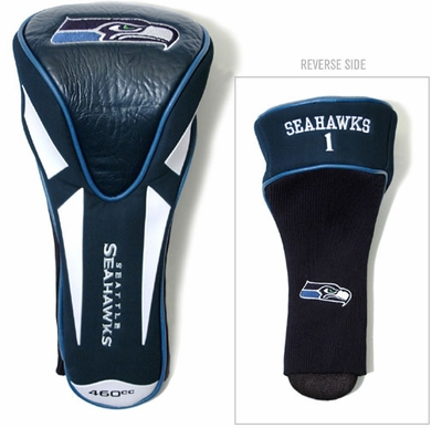 Seattle Seahawks Apex Driver Headcover