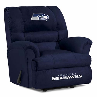 Seattle Seahawks Big Daddy Recliner