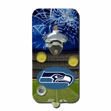 Seattle Seahawks Clink 'n Drink