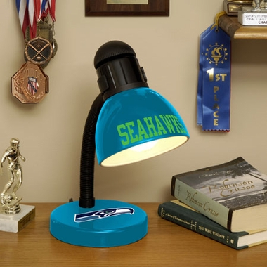 Seattle Seahawks Dorm Lamp