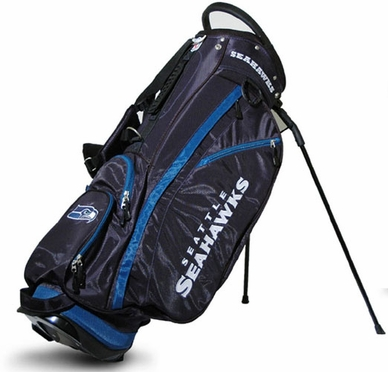 Seattle Seahawks Fairway Stand Bag