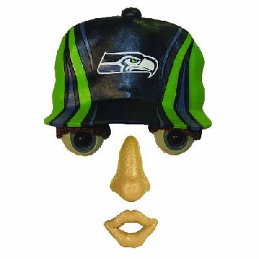 Seattle Seahawks Forest Face