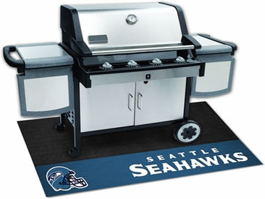 Seattle Seahawks Grill Mat