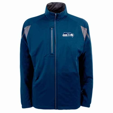 Seattle Seahawks Mens Highland Water Resistant Jacket (Team Color: Navy)