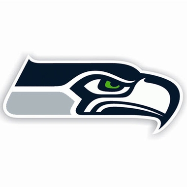 Seattle Seahawks Individual Car Magnet