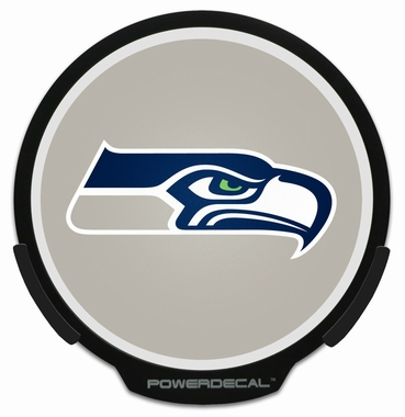 Seattle Seahawks Light Up Power Decal