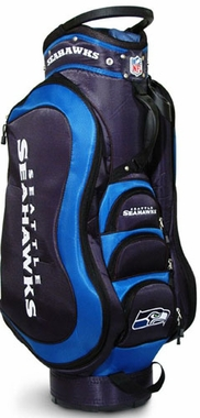 Seattle Seahawks Medalist Cart Bag
