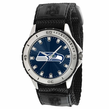 Seattle Seahawks Mens Veteran Watch