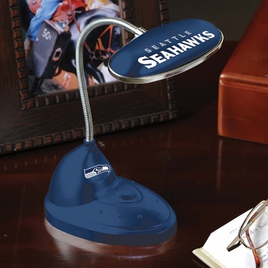 Seattle Seahawks Mini LED Desk Lamp