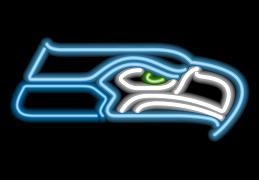 Seattle Seahawks Neon Light