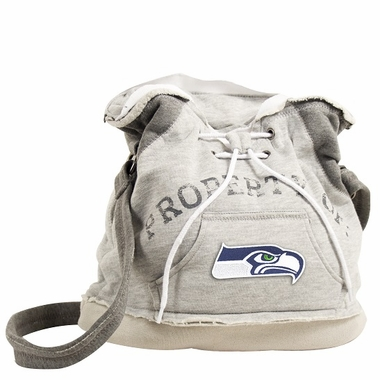 Seattle Seahawks Property of Hoody Duffle
