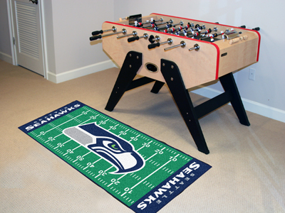 Seattle Seahawks Runner Rug