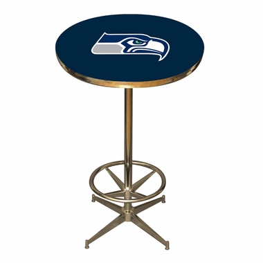 Seattle Seahawks Team Pub Table