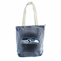 Seattle Seahawks Vintage Shopper (Denim)