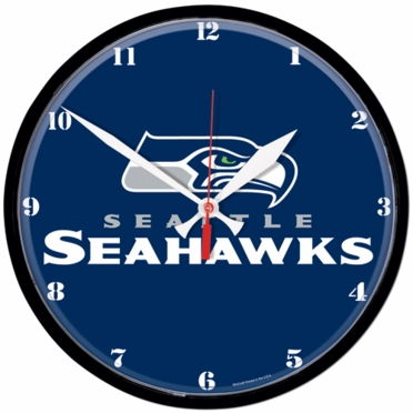 Seattle Seahawks Wall Clock