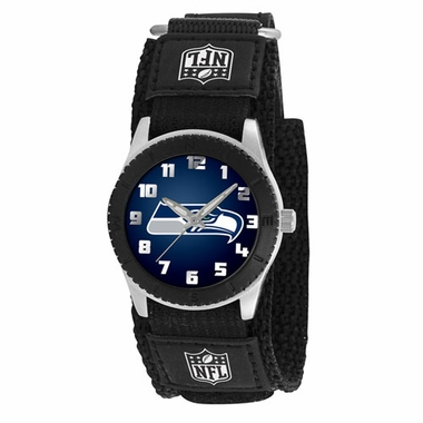 Seattle Seahawks Youth Rookie Watch (Black)