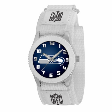 Seattle Seahawks Youth Rookie Watch (White)