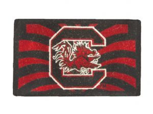 South Carolina 18x30 Bleached Welcome Mat