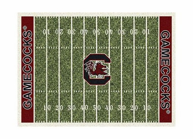 "South Carolina 3'10"" x 5'4"" Premium Field Rug"