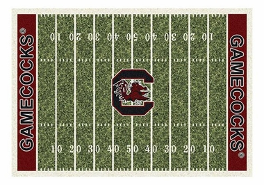 "South Carolina 5'4"" x 7'8"" Premium Field Rug"
