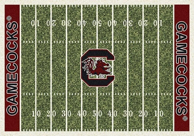 "South Carolina 7'8"" x 10'9"" Premium Field Rug"