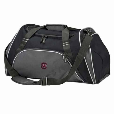South Carolina Action Duffle (Color: Black)