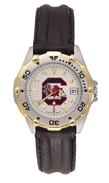 South Carolina All Star Womens (Leather Band) Watch