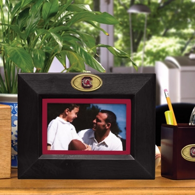 South Carolina BLACK Landscape Picture Frame