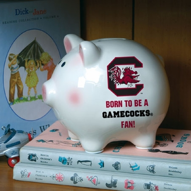 South Carolina (Born to Be) Piggy Bank