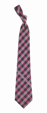 South Carolina Check Poly Necktie