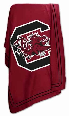 South Carolina Classic Fleece Throw Blanket